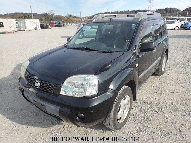 Used 2005 NISSAN X-TRAIL BH684164 for Sale