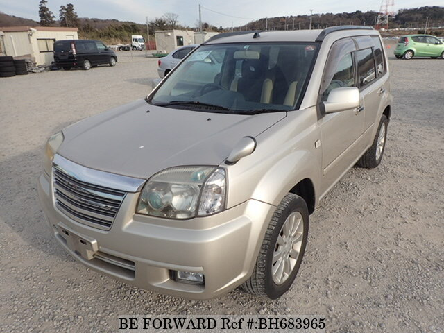 Used 2004 NISSAN X-TRAIL BH683965 for Sale
