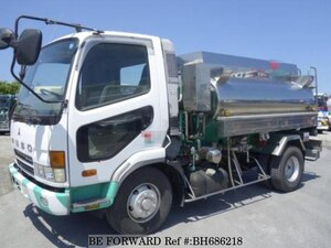 Used 2000 MITSUBISHI FIGHTER BH686218 for Sale