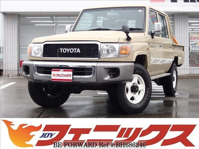 Used 2015 TOYOTA LAND CRUISER BH686246 for Sale