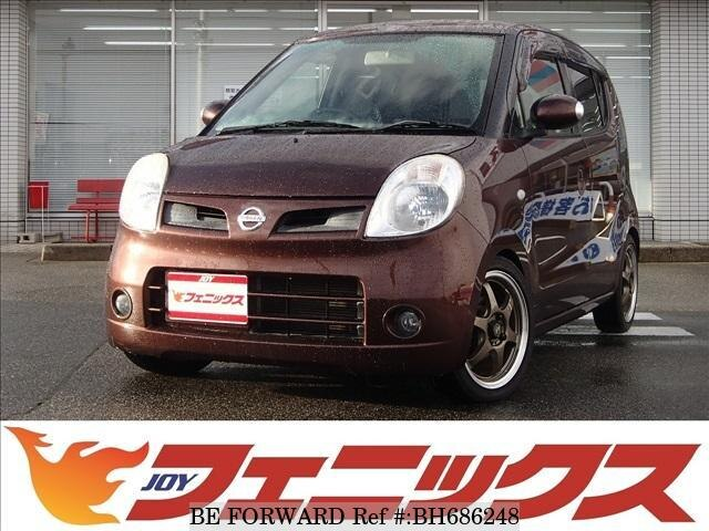 Used 2009 NISSAN MOCO BH686248 for Sale