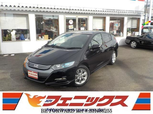 Used 2009 HONDA INSIGHT BH686255 for Sale