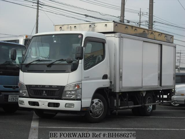 Used 2009 MITSUBISHI CANTER BH686276 for Sale