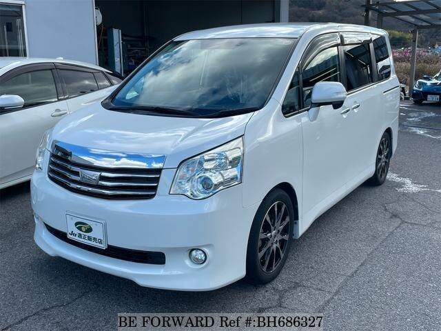 Used 2010 TOYOTA NOAH BH686327 for Sale