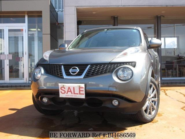 Used 2012 NISSAN JUKE BH686569 for Sale