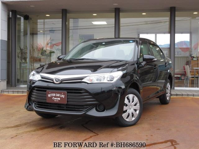 Used 2015 TOYOTA COROLLA AXIO BH686590 for Sale