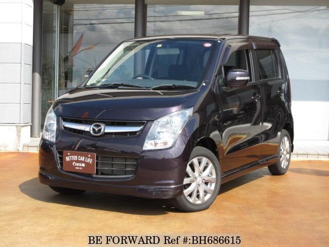 Used 2012 MAZDA AZ-WAGON BH686615 for Sale