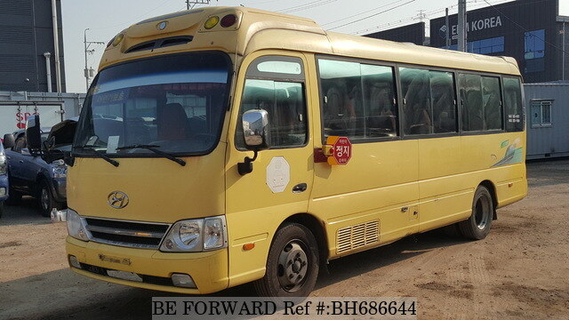 Used 2008 HYUNDAI COUNTY BH686644 for Sale