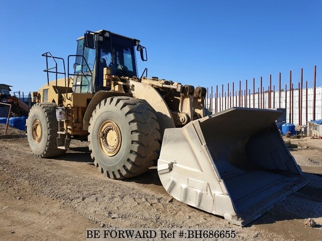 Used 1997 CAT CAT OTHERS BH686655 for Sale
