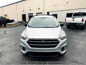 Used 2017 FORD ESCAPE BH686667 for Sale