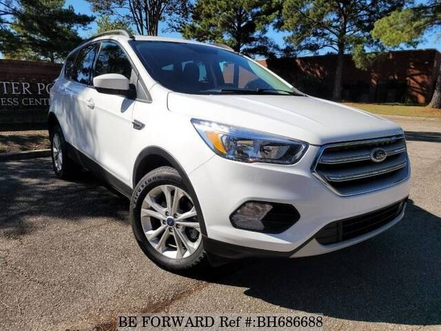 Used 2018 FORD ESCAPE BH686688 for Sale