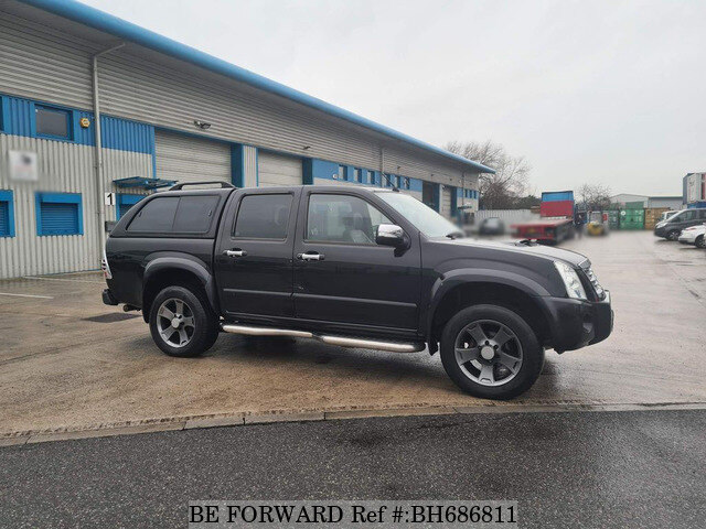 Used 2011 ISUZU RODEO BH686811 for Sale