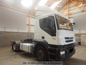 Used 2010 IVECO STRALIS BH686861 for Sale