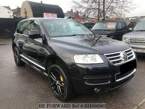 Used 2006 VOLKSWAGEN TOUAREG BH686863 for Sale