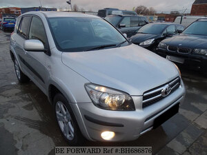 Used 2007 TOYOTA RAV4 BH686876 for Sale
