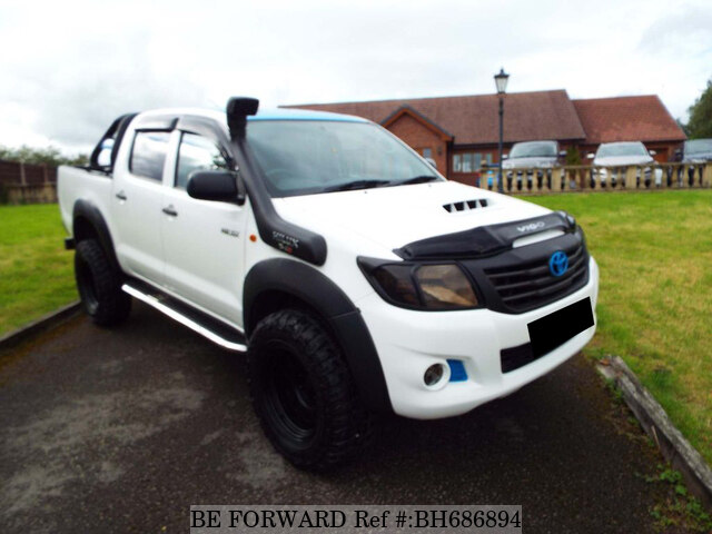 Used 2013 TOYOTA HILUX BH686894 for Sale