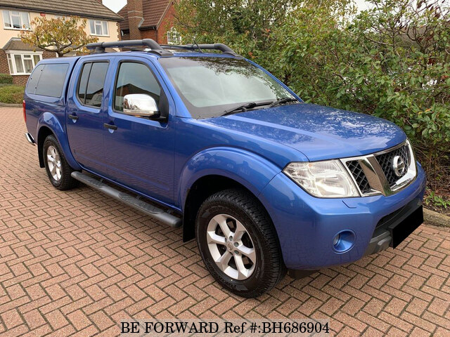 Used 2011 NISSAN NAVARA BH686904 for Sale