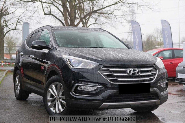 Used 2017 HYUNDAI SANTA FE BH686909 for Sale