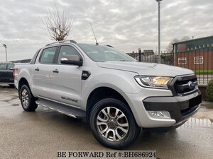 Used 2017 FORD RANGER BH686924 for Sale