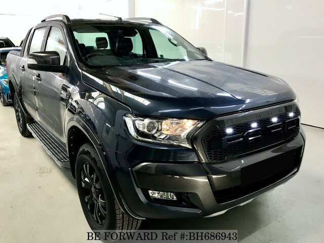 Used 2017 FORD RANGER BH686943 for Sale