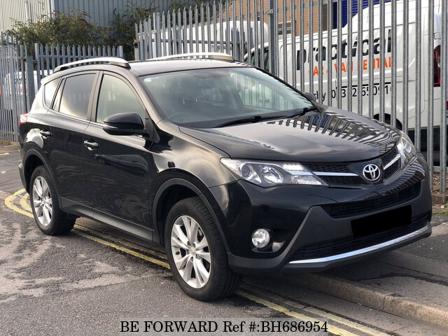 Used 2013 TOYOTA RAV4 BH686954 for Sale