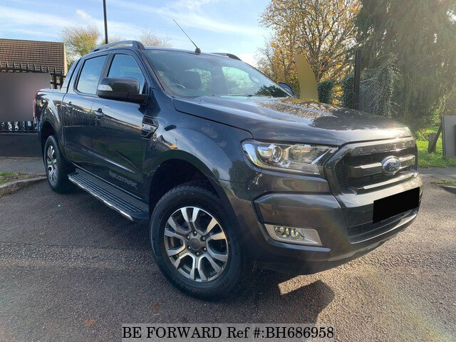 Used 2017 FORD RANGER BH686958 for Sale