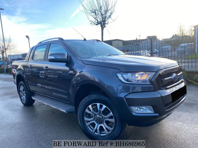 Used 2017 FORD RANGER BH686965 for Sale