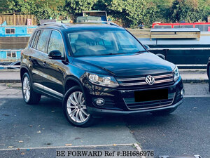 Used 2012 VOLKSWAGEN TIGUAN BH686976 for Sale