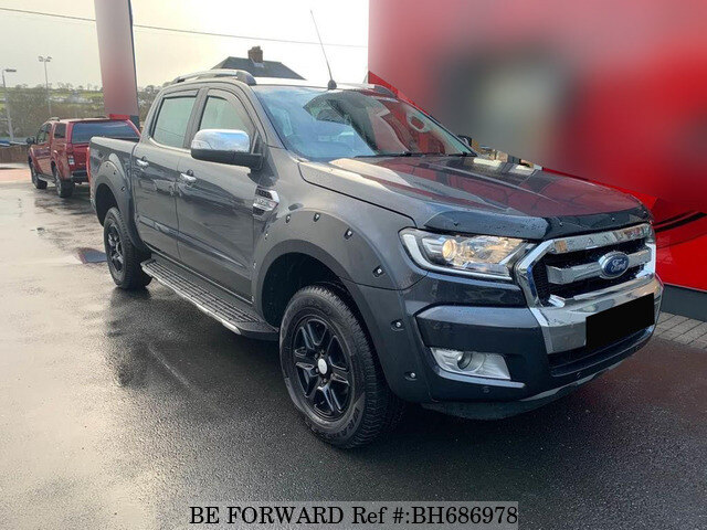 Used 2017 FORD RANGER BH686978 for Sale