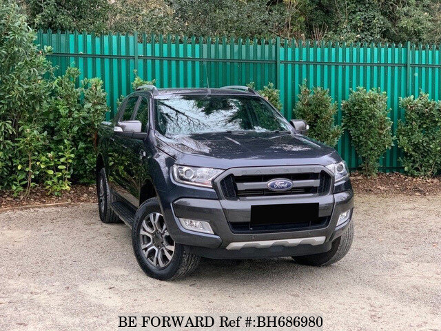 Used 2018 FORD RANGER BH686980 for Sale