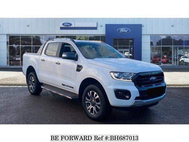 Used 2019 FORD RANGER BH687013 for Sale
