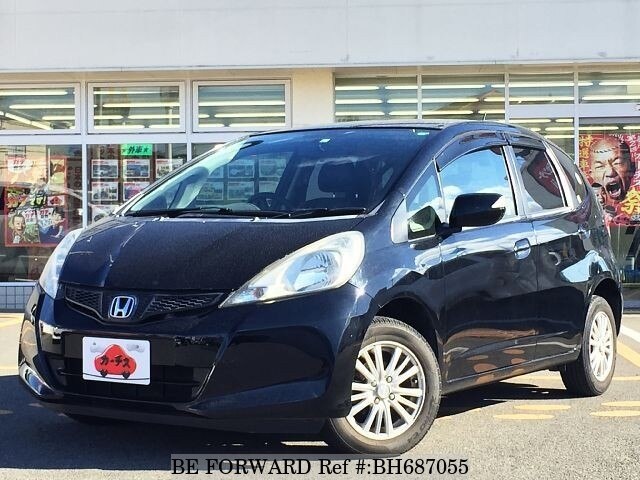 Used 2011 HONDA FIT BH687055 for Sale