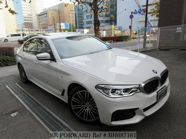 Used 2019 BMW 5 SERIES BH687161 for Sale