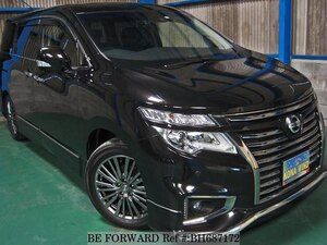 Used 2015 NISSAN ELGRAND BH687172 for Sale