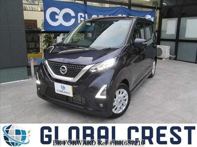 Used 2020 NISSAN DAYZ BH687210 for Sale