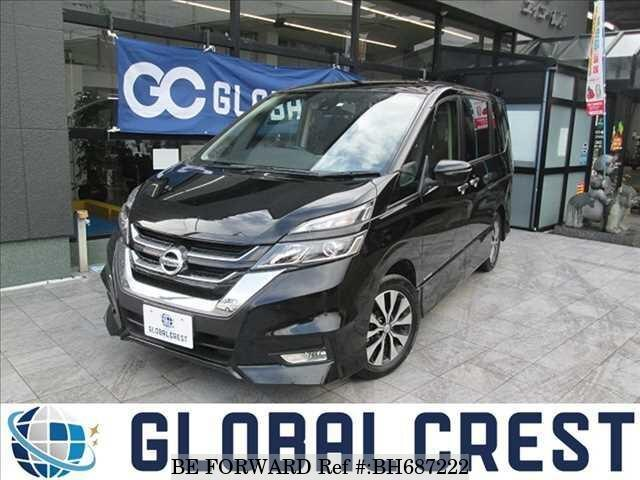 Used 2019 NISSAN SERENA BH687222 for Sale