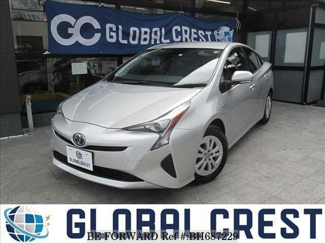 Used 2019 TOYOTA PRIUS BH687229 for Sale