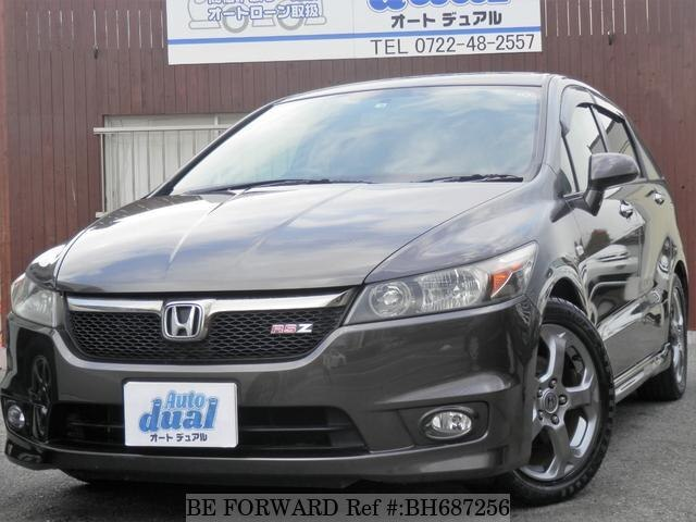 Used 2008 HONDA STREAM BH687256 for Sale