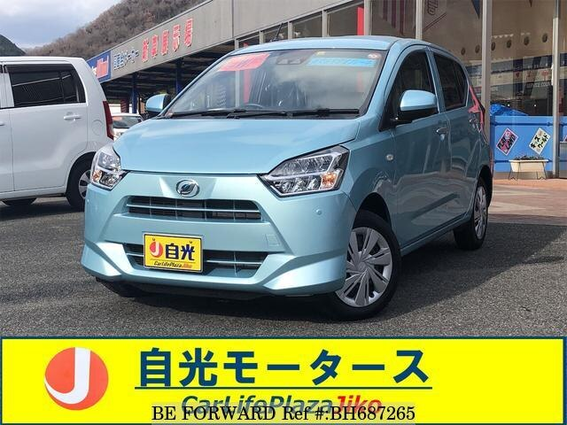 Used 2019 DAIHATSU MIRA ES BH687265 for Sale