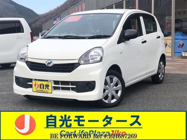 Used 2014 DAIHATSU MIRA ES BH687269 for Sale