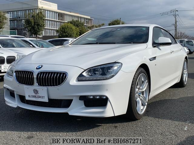 Used 2015 BMW 6 SERIES BH687271 for Sale