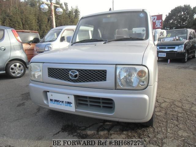 Used 2004 MAZDA SPIANO BH687279 for Sale