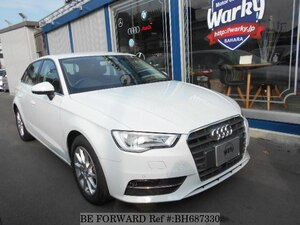 Used 2016 AUDI A3 BH687330 for Sale