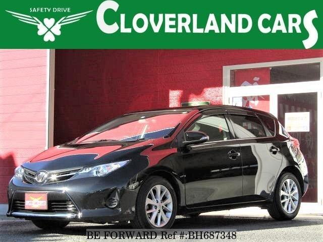 Used 2015 TOYOTA AURIS BH687348 for Sale