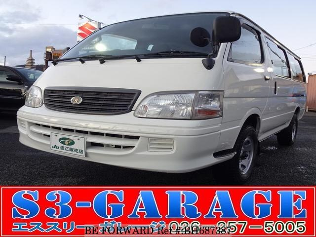 Used 2004 TOYOTA HIACE WAGON BH687387 for Sale