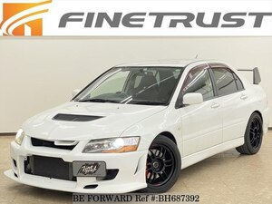 Used 2005 MITSUBISHI LANCER BH687392 for Sale