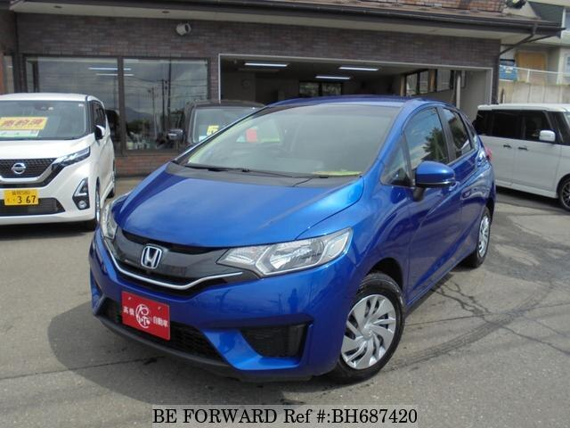 Used 2015 HONDA FIT BH687420 for Sale