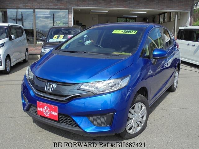 Used 2015 HONDA FIT BH687421 for Sale