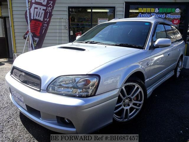 Used 2003 SUBARU LEGACY TOURING WAGON BH687457 for Sale