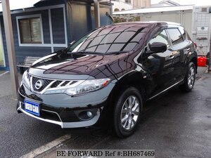 Used 2011 NISSAN MURANO BH687469 for Sale